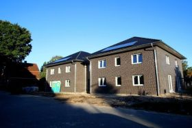 Neubau eines Wohnhauses mit 8 Wohneinheiten in Burgsteinfurt