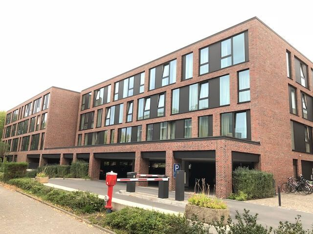 Neubau für Studenten und Ausbildung (Mecklenbeckerstr. 235 – 239, 48163 Münster)