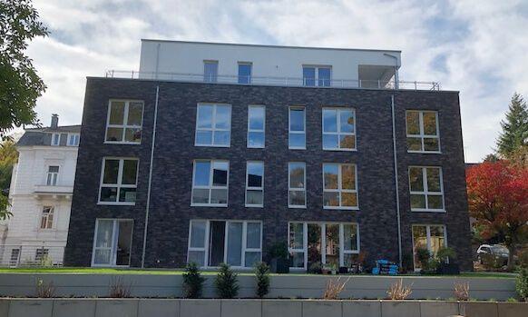 Errichtung eines Wohngebäude mit Tiefgarage (Platzhoffstr. 20a, 42115 Wuppertal)