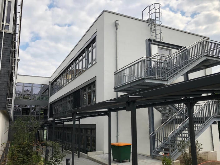 Neubau - Facharztzentrum und Parkhauserweiterung - Agaplesion Bethesda Krankenhaus (gGmbH Hainstr. 35 42109 Wuppertal)