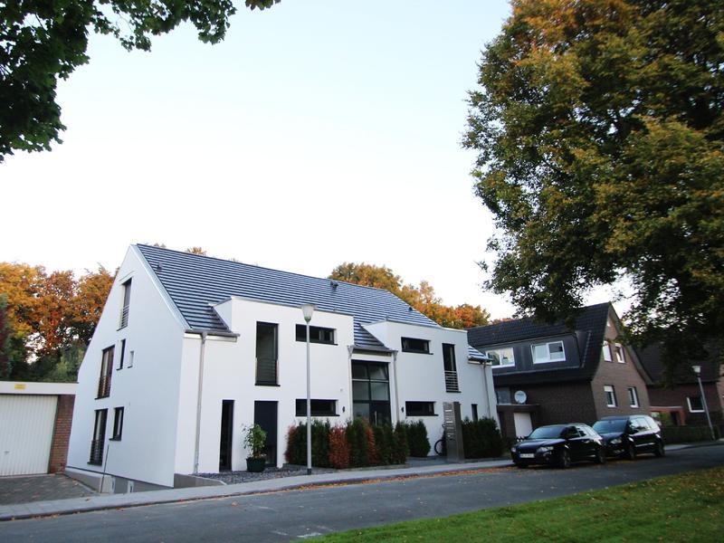 Neubau eines Wohngebäudes - Münster