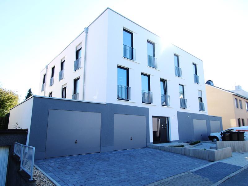 Errichtung eines Wohngebäudes mit 3 Wohneinheiten in Bochum