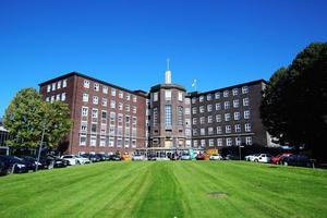 Umbau Krankenhaus St. Marienhospital in Bottrop