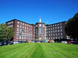 Umbau Krankenhauskapelle & Oktogon in Bottrop