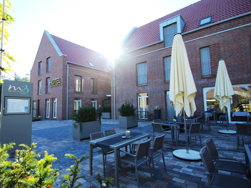 Neubau Hotel in Heek